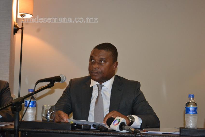 Ernesto Max Tonela - Ministro da Industria e Comércio