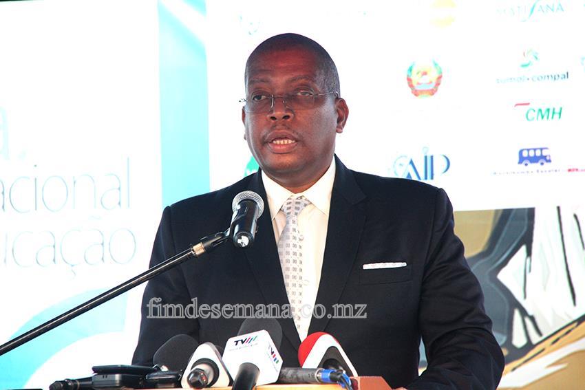 Jorge Nhambiu -  Ministro da Cência e Tecnologia Ensino Superior Técnico-Profissional