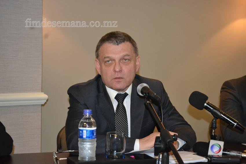 Lubomir Zaorlek - Ministro dos Negócios Estrangeiros da República Checa