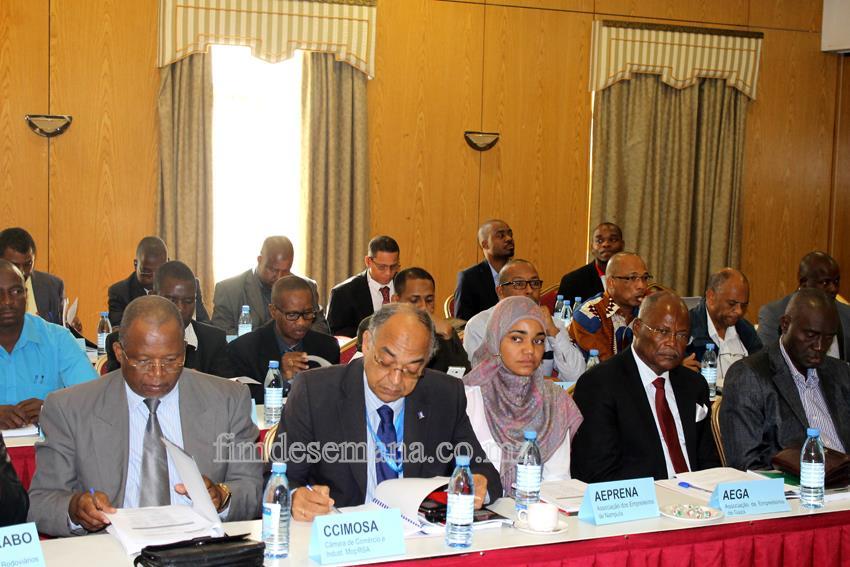 Participantes da XVII Sessão Ordinária da Assembleia-Geral da CTA 1