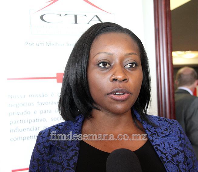Phyllis Wakiaga -  Directora Executiva da Kenya Association of Manufacturers
