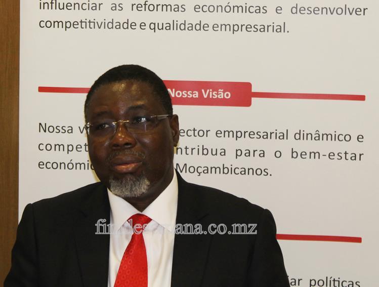 Quessanias Matsombe - Presidente do Conselho Fiscal da CTA 3