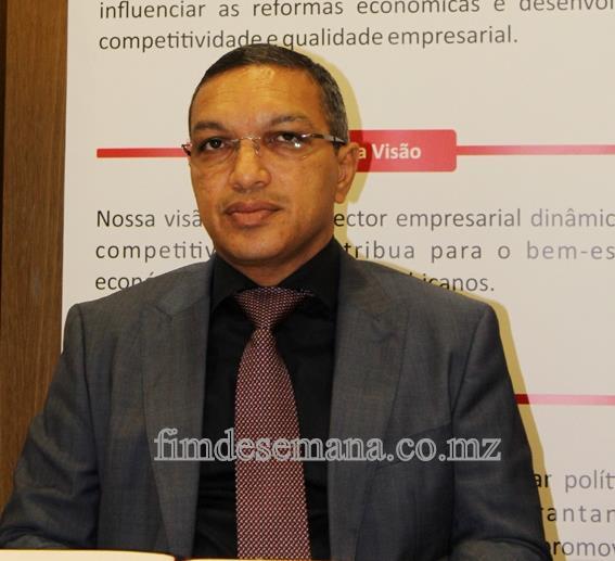 Salimo Abdula - Presidente da Mesa da Assembleia-Geral da CTA 4