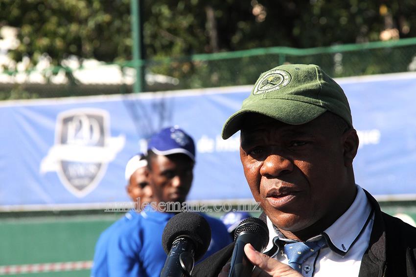 Valige Taubo Presidente da Federação Moçambicana  de  Ténis