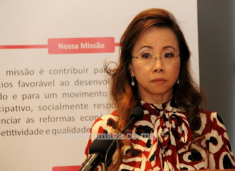 Christina Ong - Presidente da Singapore Business Federation
