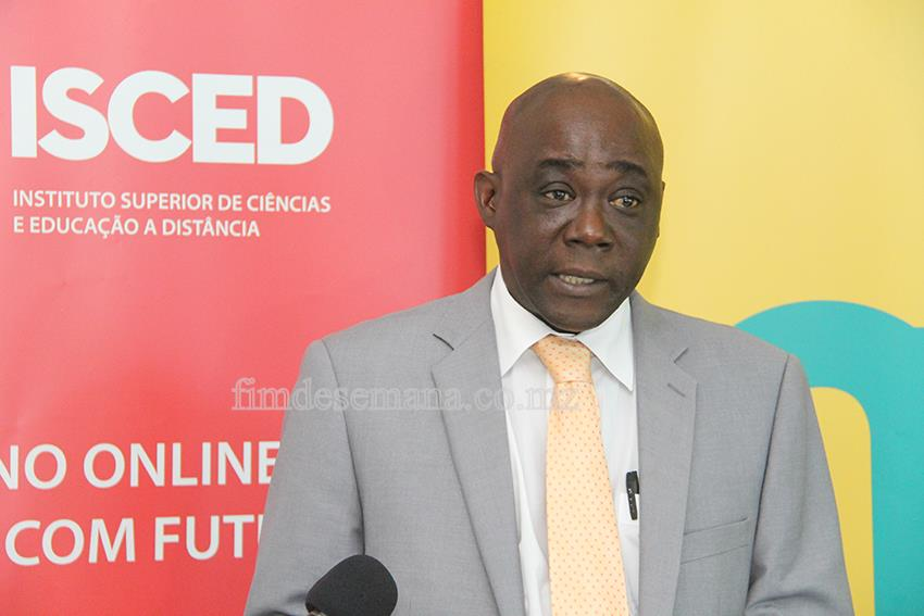 Domingos Braz José Chidassicua - Director Geral do ISCED