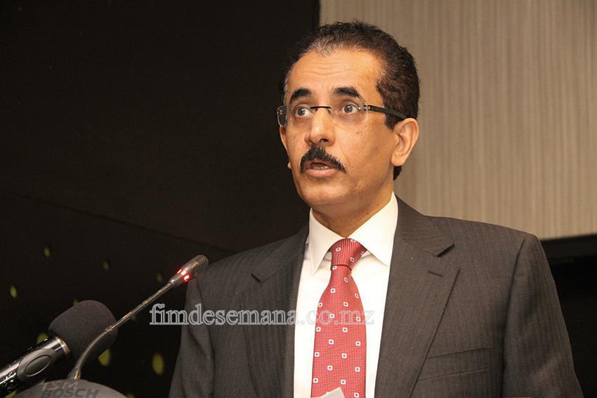 Khaled Al Aboodi -  Director Executivo do Conselho Islâmico para o Desenvolvimento do Sector Privado