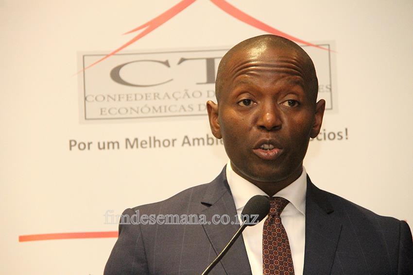 Rogério Samo Gudo Vice-presidente da CTA