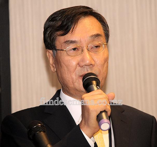 Hee Yoon Kang - Embaixador da Coreia em Moçambique