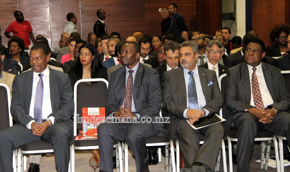 Participantes no Primeiro Encontro do CEN