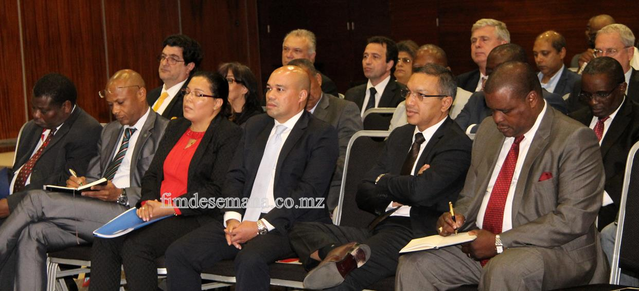 Participantes no Primeiro Encontro do CEN 1