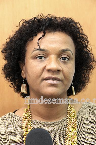 Rosânia da Silva - Directora Executiva da FUNDE