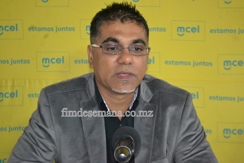 Shafee Sidat Presidente da FMA