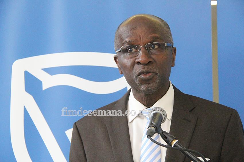 Tomaz Salomão - PCA do Standard Bank