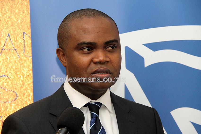 Chuma Nwokocha - Administrador Delegado do Standard Bank