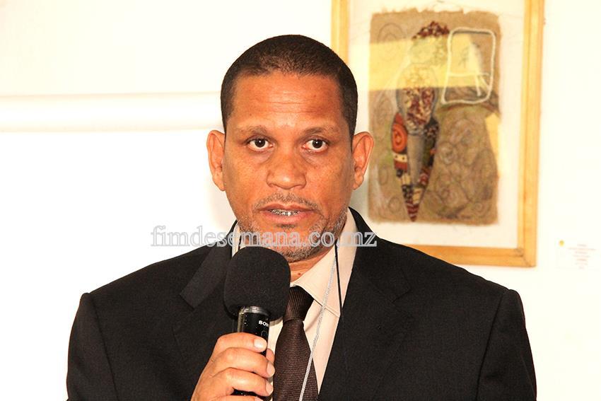 Faruk Osman - presidente do Conselho Empresarial Provincial de Maputo