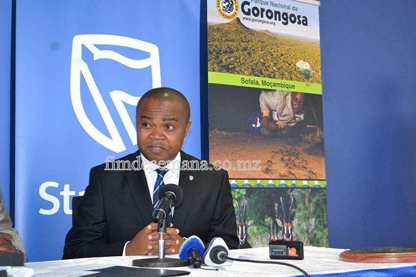 Administrador Delegado do Standard Bank - Chuma Nwokocha