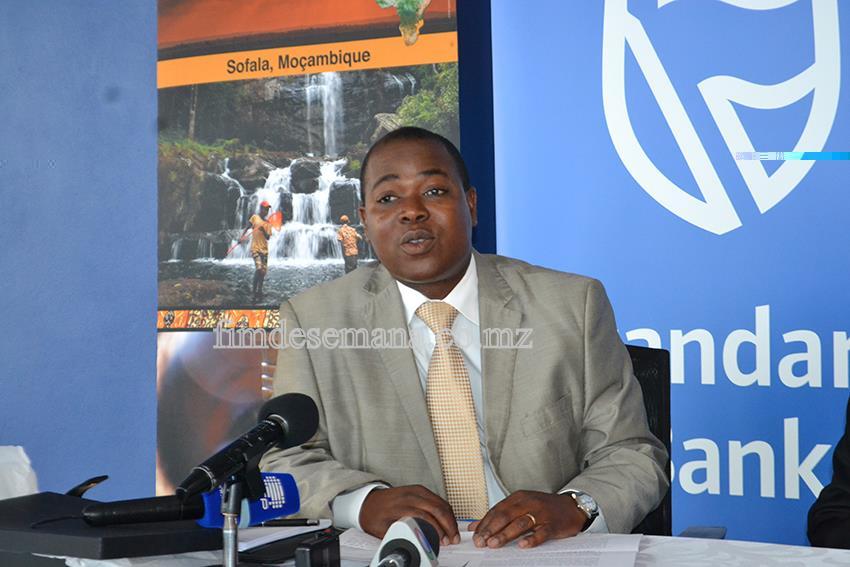 Administrador do Parque Nacional de Gorongosa - Mateus Mutemba