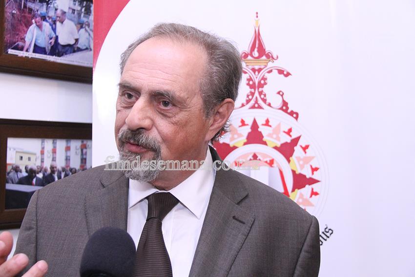Alfredo Caldeira - Administrador da Fundação Mário Soares