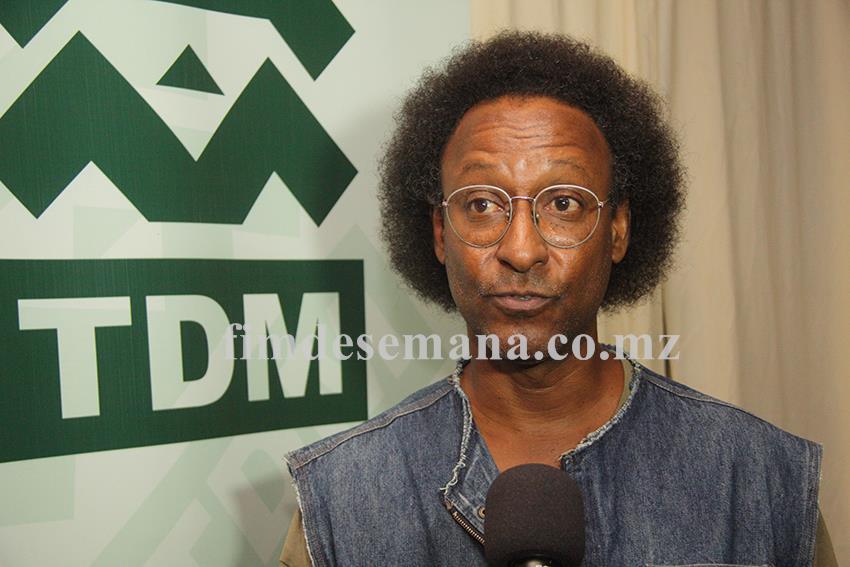 José Norberto primeiro classificado da XIII edição da Bienal TDM