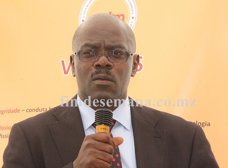 Joseph Wamala Reitor da USTM