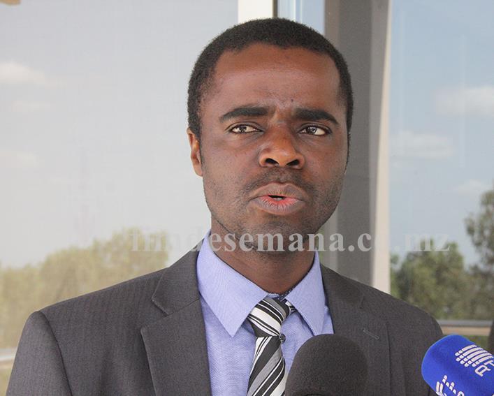 Mateus Matusse Director Nacional da Indústria