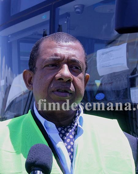 Amad Camal Director Geral da Sir Motors