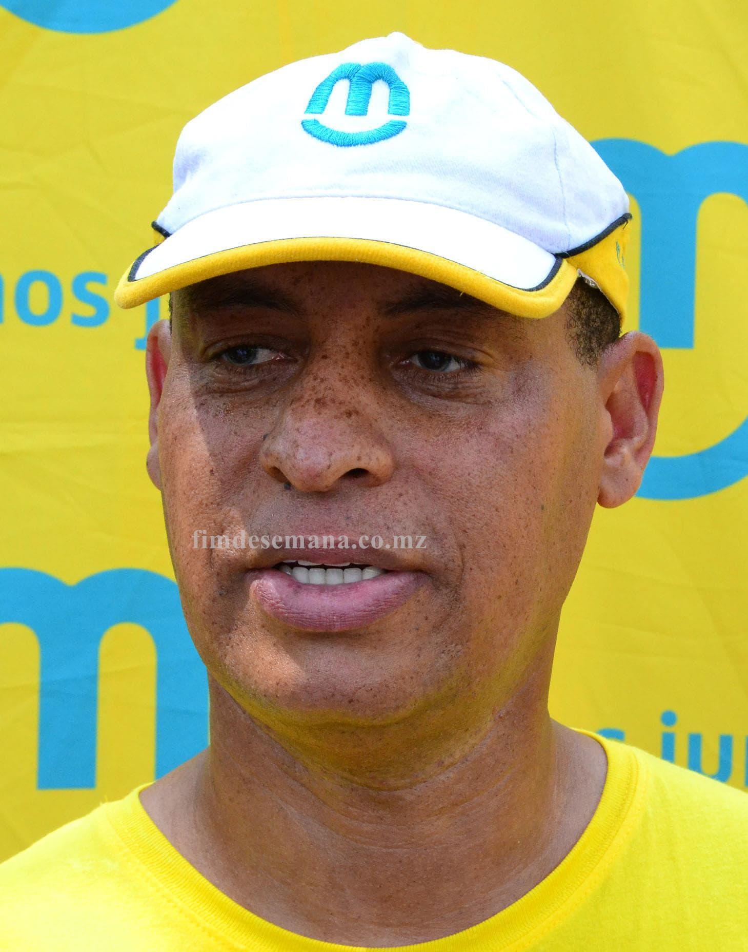 Benjamim Fernandes Director de Marketing e Vendas da da mcel