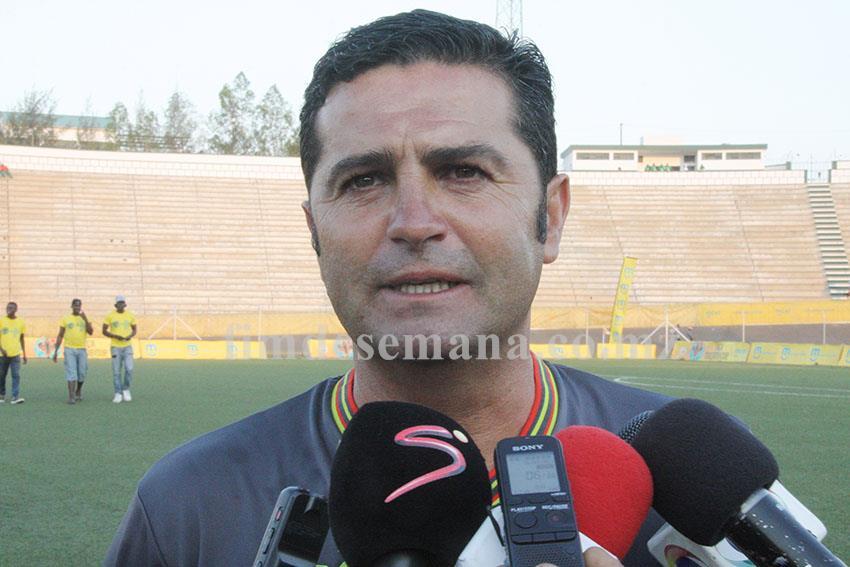 Litos Carvalhal Treinador da Liga Desportiva de Maputo