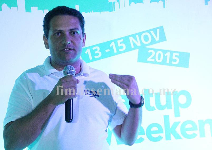 Luis Couto Director Comercial da mcel