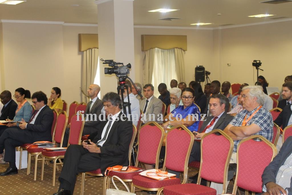 Participantes ao Seminário Contact Agronegócio Moçambique