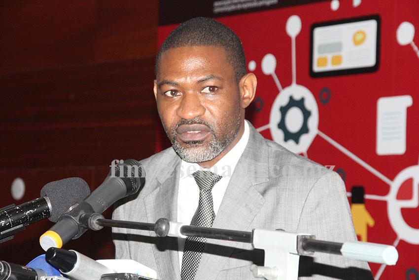 Pedro Agostinho Inglês Secretário Permanente do Ministério dos Transportes e Comunicações