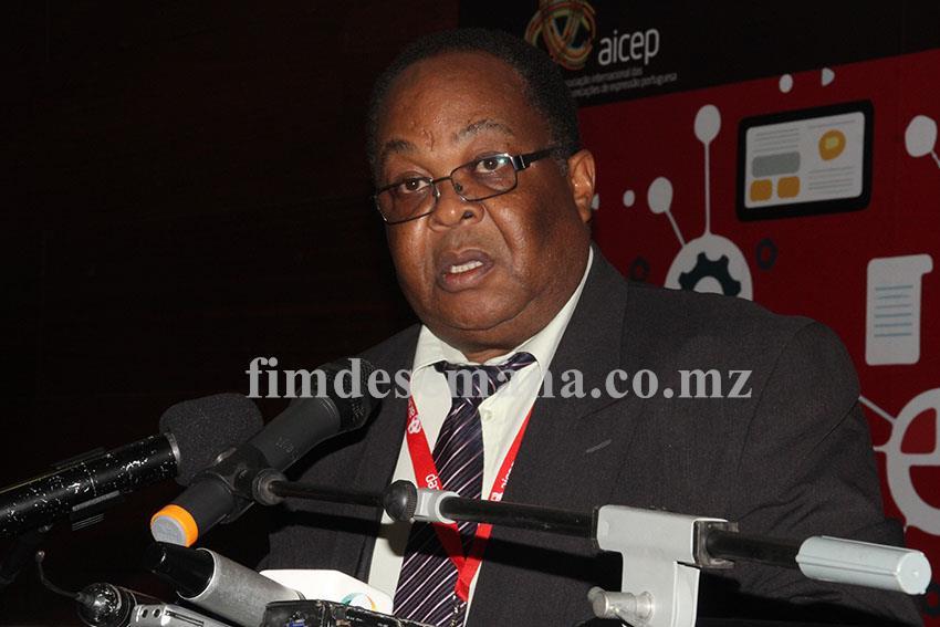 Vergílio Ferrão Presidente do CA das Telecomunicações de Moçambique TDM