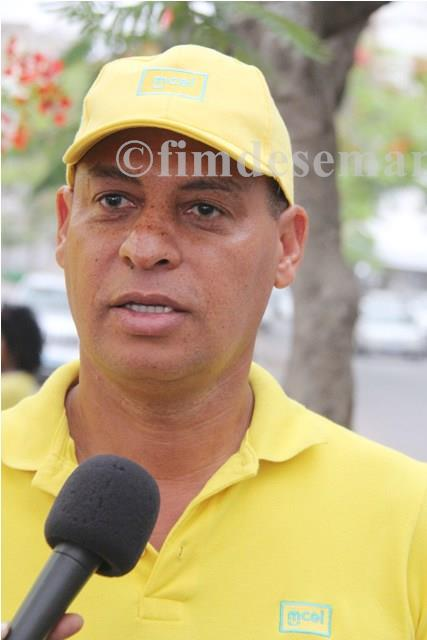 Benjamim Fernandes Director de Marketing e Vendas da mcel