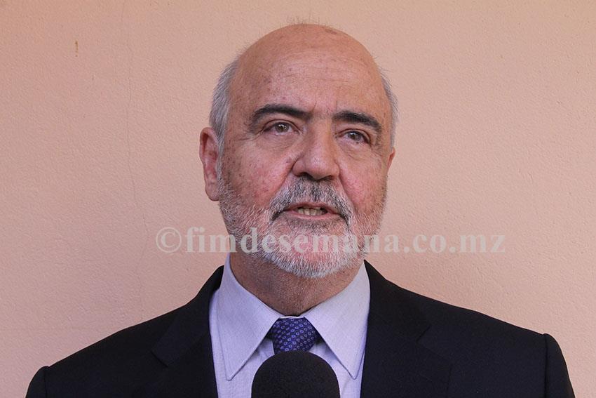Felipe Cruz Director de Sustentabilidade da Odebrecht para África Emirados e Portugal