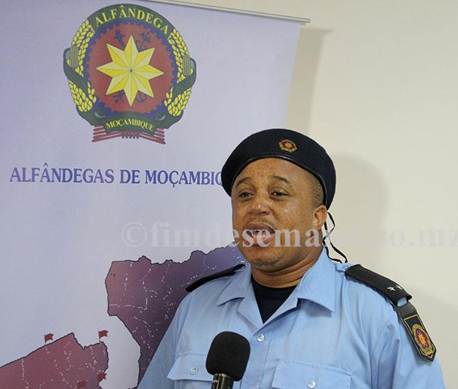Manuel Wetela Formador da JUE