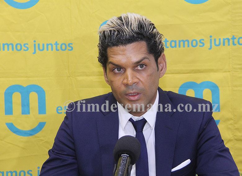 Abel Xavier treinador da selecção nacional de futebol