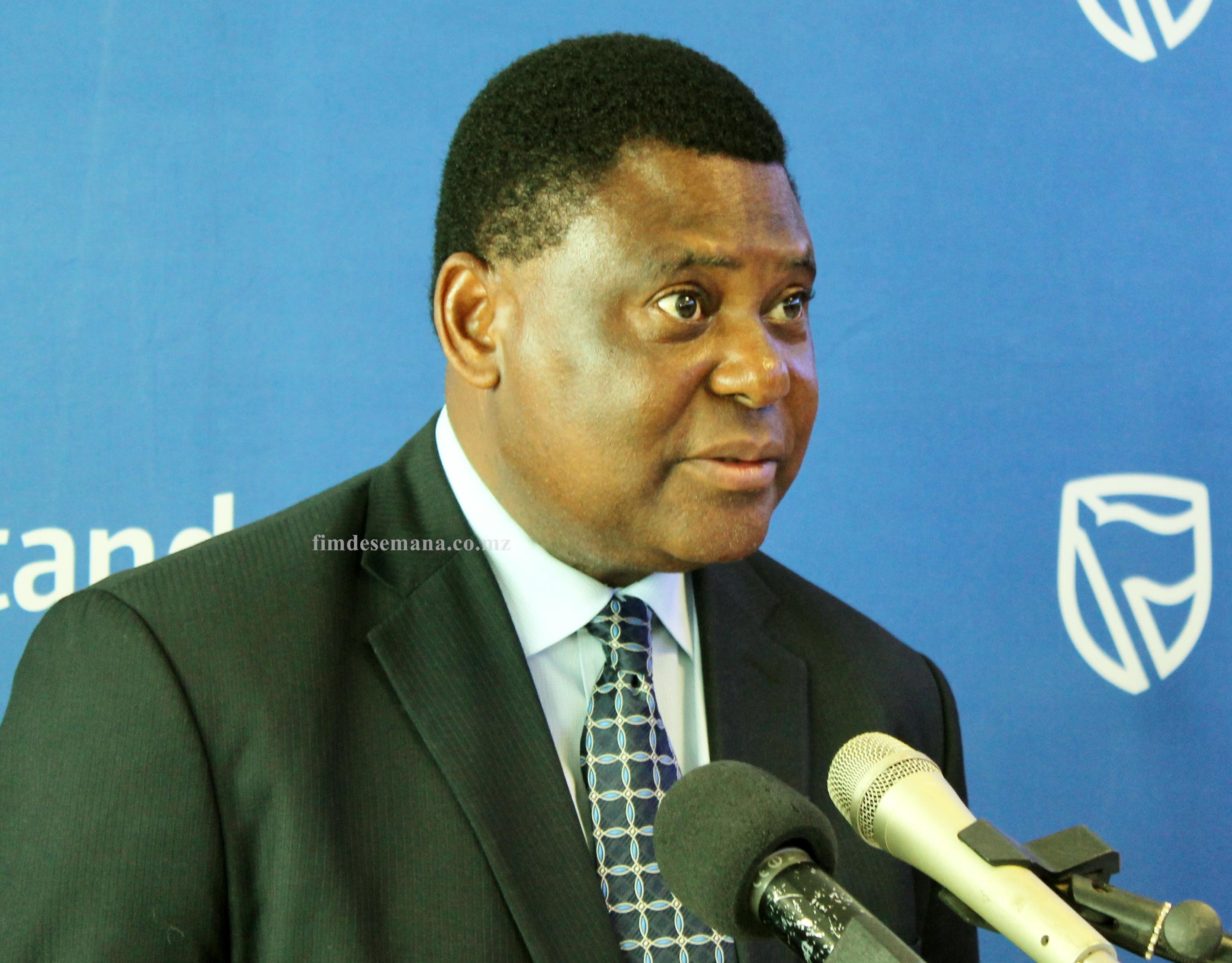 Ernesto Gove Governador do Banco de Moçambique