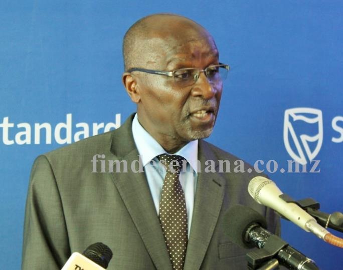 Tomaz Salomão PCA do Standard Bank