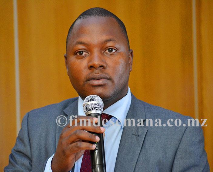 Bernardo Duce Procurador do Gabinete Central de Combate à Corrupção