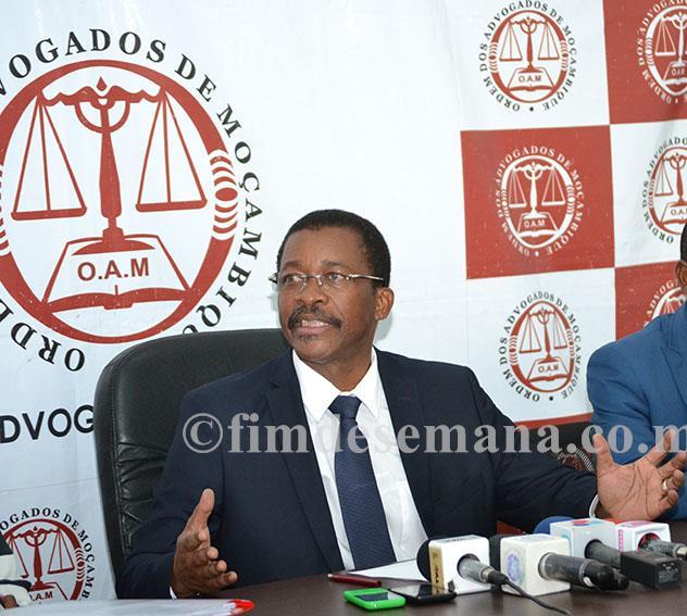 Flávio Menete candidato a Bastonário da Ordem dos Advogados de Moçambique