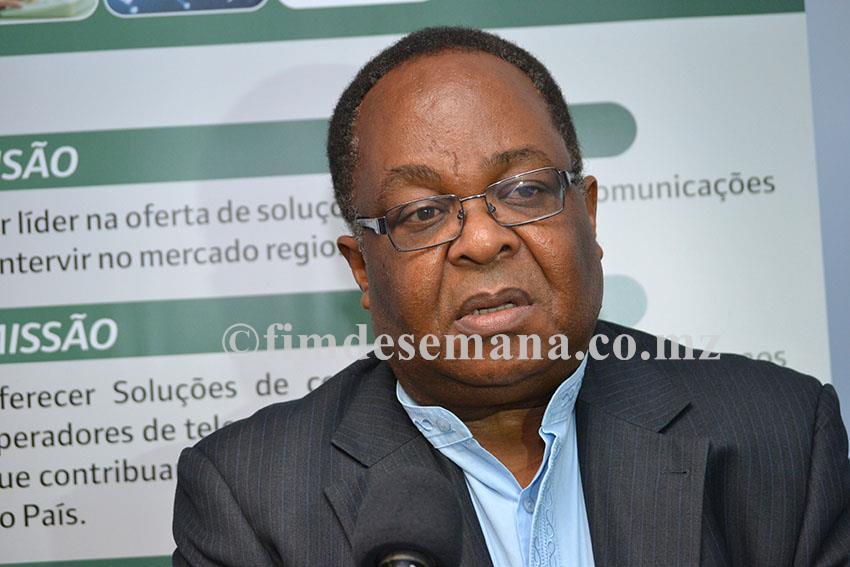 Virgílio Ferrão PCA da TDM
