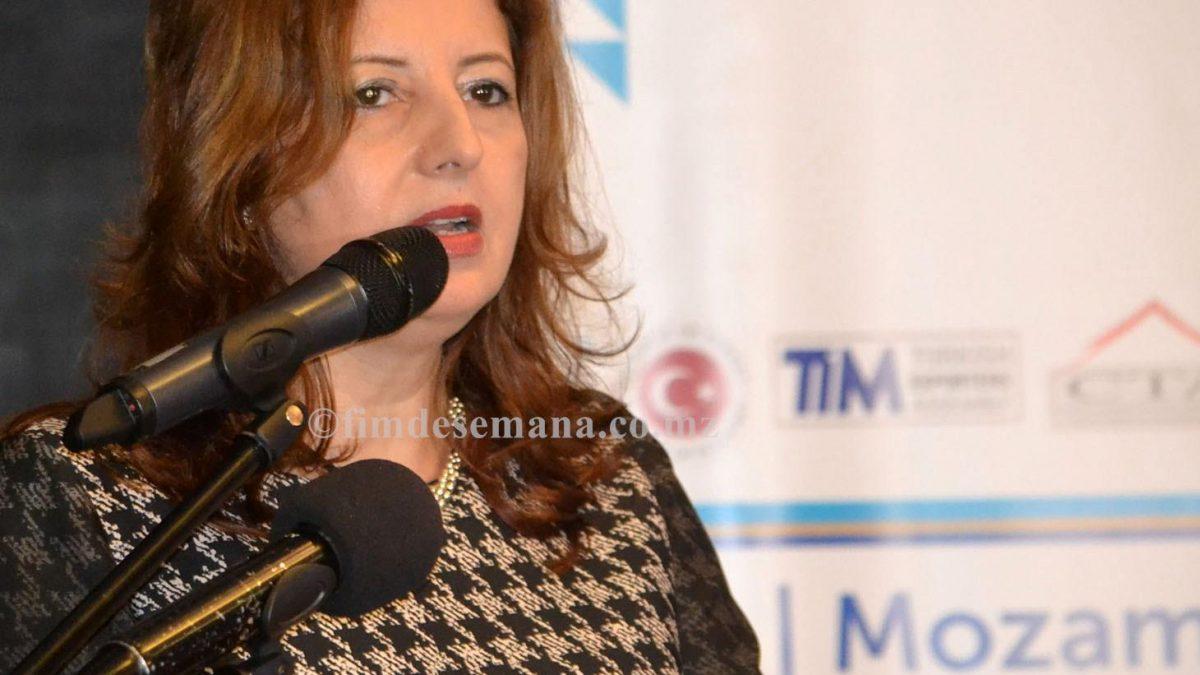 Aylin Tashan embaixadora da Turquia em Moçambique