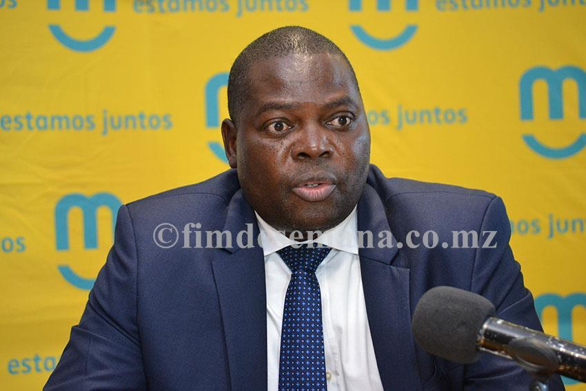 Mário Sitoe Bastonário da Ordem dos Contabilistas e Auditores de Moçambique