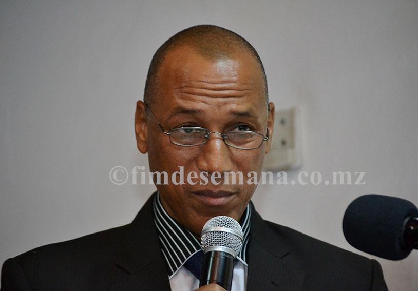 Olívio Pinto Inspector Geral do Ministério dos Transportes e Comunicações
