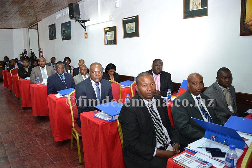 Participantes no 1º Conselho Consultivo do INAM