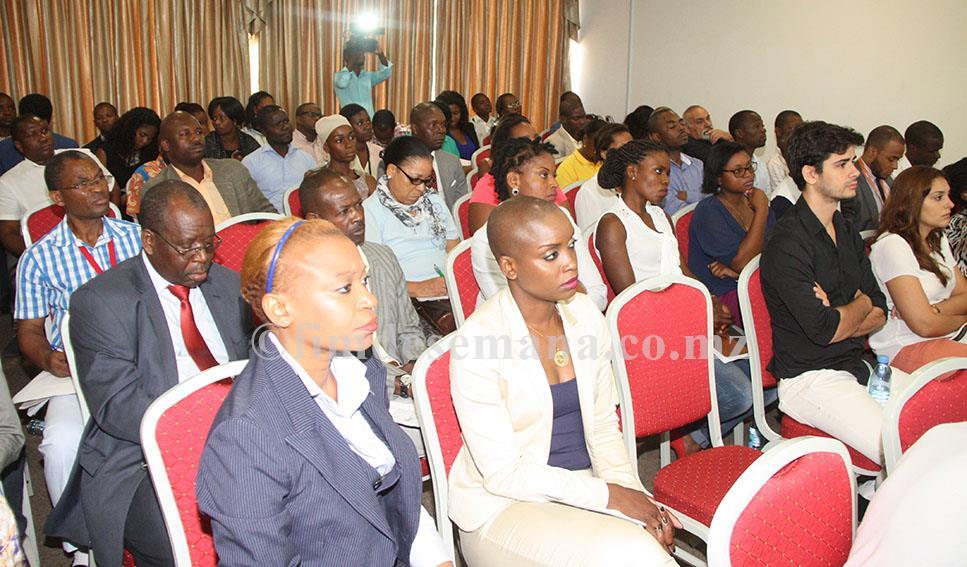 Participantes no seminário alusivo ao 23º aniversário do INNOQ