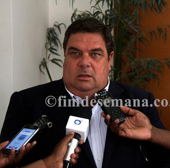 Rui Monteiro Vice Presidente da Confederação das Associações Económicas de Moçambique