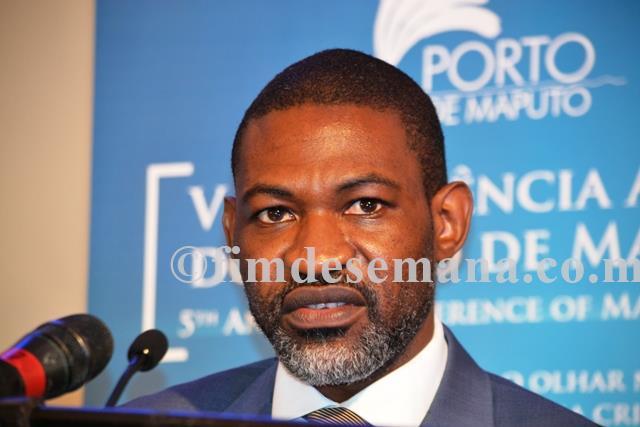 Pedro Inglês Secretário Permanente do Ministério dos Transportes e Comunicações