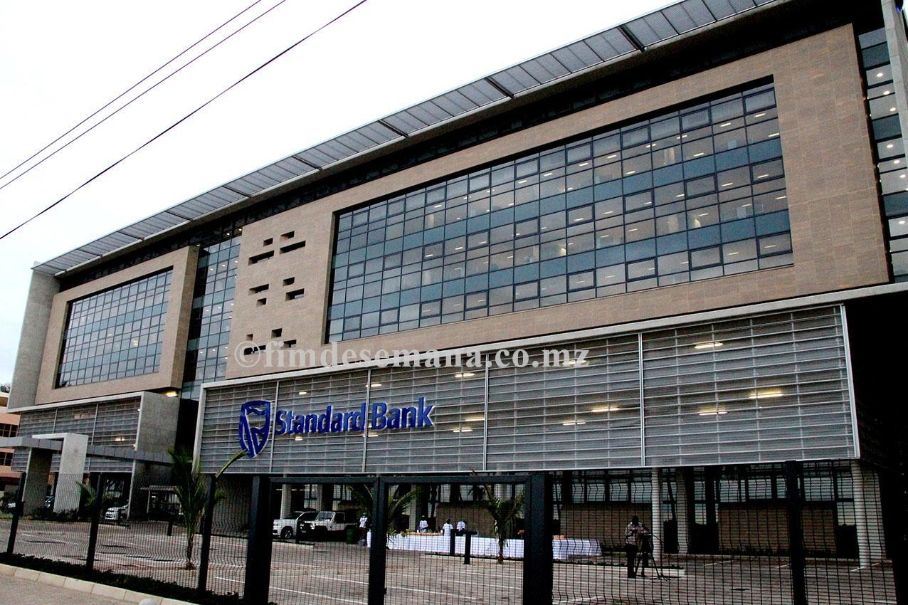Sede do Standard Bank